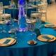 Alquiler de mobiliario para bodas en Málaga